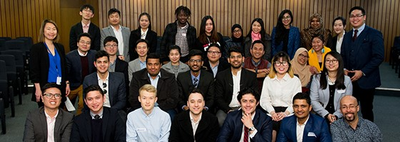 StudyMelbourne Internatinoal Student Leaders Forum