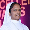 Sr. Pricilla John Baptist from Sri Lanka