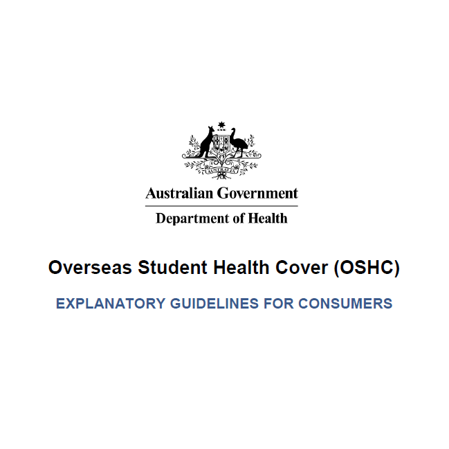 Insurance Overseas Student Health Cover Oshc