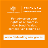 NSW Housing Support Facebook