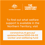 NT State Welfare Facebook