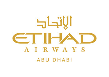 Etihad Airways with Abu Dhabi White