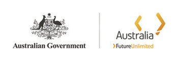 Future Unlimited Australian Government logo