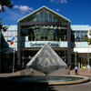 The Canberra Centre with the iconic fountain