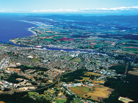 burnie and devonport