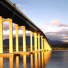 Photo of Hobart Tasman Bridge